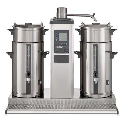 Bravilor Bonamat Kaffeemaschine B20 | Edelstahl | 2 Behälter | 230V-400V | 1173x600x(h)947 mm