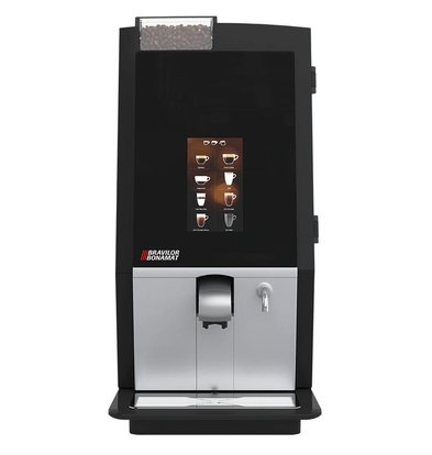 Bravilor Bonamat Espressomaschine Esprecious 22 | Intuitiver Touchscreen | 2 Produktbehälter | 330x570x660 mm