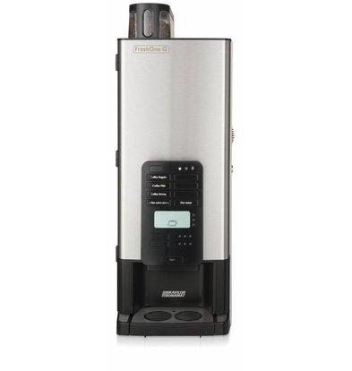 Bravilor Bonamat Kaffeemaschine FreshOne G | Digitalsteuerung | Minimaler Wartungsaufwand | 335x505x(h)901mm