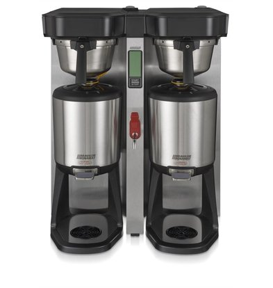 Bravilor Bonamat Kaffeemaschine  Aurora Twin High | 45 Liter/St | 626x595x815 mm