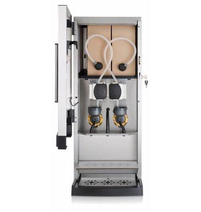 Bravilor Bonamat Kaffeemaschine Bolero Turbo LV20 | Wasseranschluss | 333x484x(h)813mm