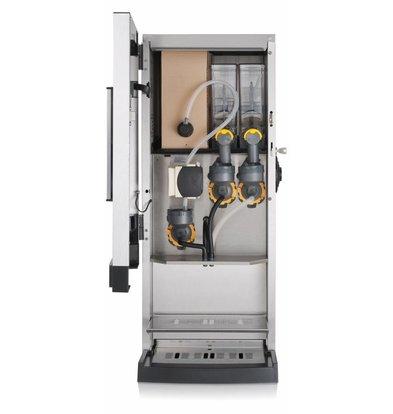 Bravilor Bonamat Kaffeemaschine Bolero Turbo LV12 | 2 Produktbehälter | 333x484x813 mm