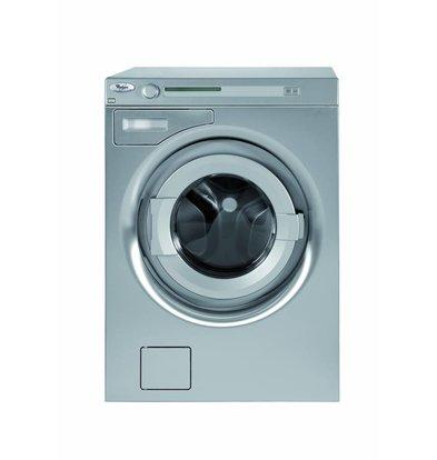 Whirlpool Industriewaschmaschine | ALA 101 Pro Line | Edelstahl | 8kg | 1200tpm | Mit Abwasserpumpe