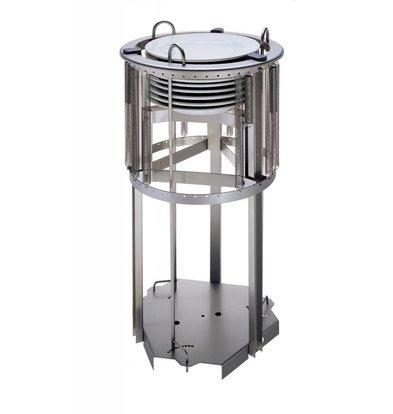 Mobile Containing Einbaustapler Unbeheizt | Mobile Containing T 245 | Teller 150-220mm