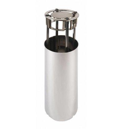 Mobile Containing Einbaustapler Beheizt | Mobile Containing DFR 340 | Teller 300-338mm