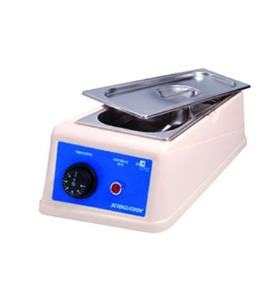 ICB Schokoladenschmelzgerät Analog | 3,5 Liter | 80W | 410x235x140(h)mm