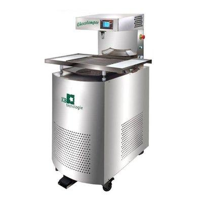 ICB Temperiermaschine | Chocotemper 12kg | 400V | 520x800x1540(h)mm