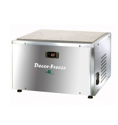 ICB Gekühlte Arbeitsplatte für Schokolade | Decor-Freeze | 480W | 480x460x380(h)mm