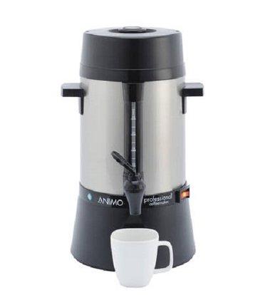 Animo Daalderop Perkolator Animo | Handmäßige Wassereingabe | Ø212x(h)385mm | 25 Tassen | 3,2 Liter