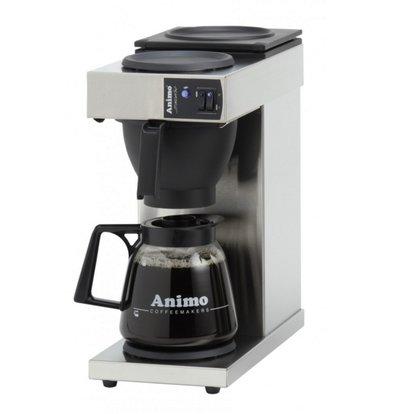 Animo Kaffeemaschine Animo  10380 | Excelso | Inkl. Glaskanne 1,8 Liter | 2250W | 190x370x(h)580mm