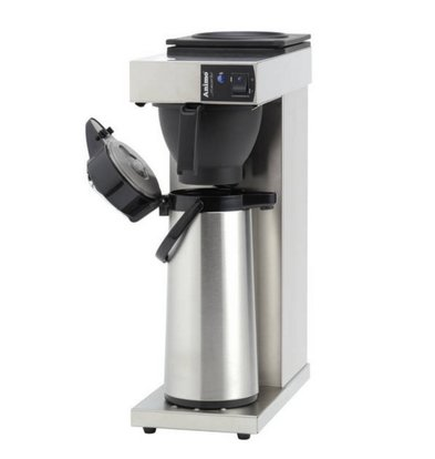 Animo Kaffeemaschine Animo 103905 | Excelso Tp | Edelstahl | Exkl. Isolierkanne 2,1 Liter | 2100W | 190x370x(h)480mm