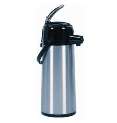 Animo Isolier-Pumpkanne Animo 10419 | Edelstahl | 2,1 Liter | Edelstahl Innenseite