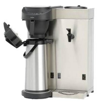 Animo Duo Kaffeemaschine und Heißwasserspender Animo | Festwasseranschluss | 10547 | MT200Wp