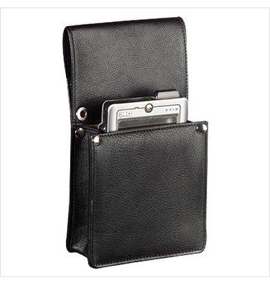 Aartefacto PDA Tasche Kunstleder | 3 Fächer | 110x190x12mm