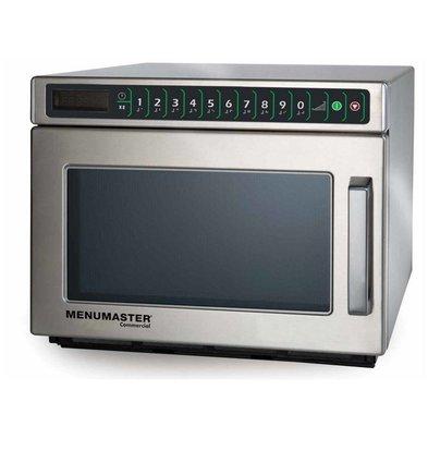 Menumaster Mikrowelle DEC 21E2   2,1kW   Verwendung > 200x pro Tag   419x578x343(h)mm