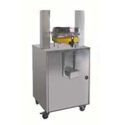 Zumoval Dispenser Stand   Zumoval Untergestell für Basic, BigBasic, Top, FastTop
