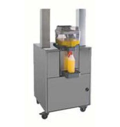 Zumoval Gekühlter Dispenser Stand   Zumoval Untergestell für: Basic, BigBasic, Top, FastTop
