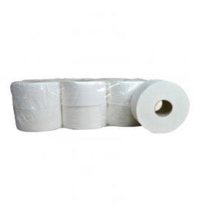 XXLselect Toilettenpapier Mini Jumbo   Cellulose 2-Lagig   (auch Paletten) Preis je 12 x 180 meter
