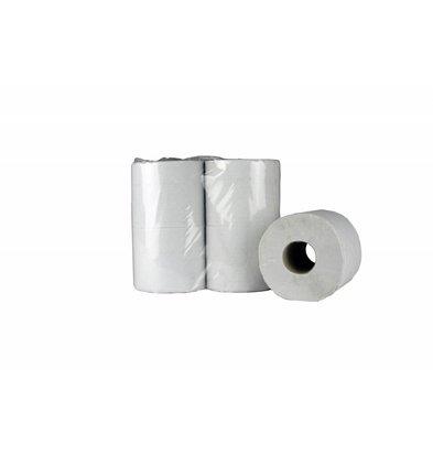 XXLselect Toilettenpapier Recycled   2-Lagig, 400 Blatt   (auch Paletten) Preis je 40 Rollen