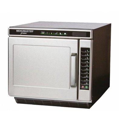 Menumaster Mikrowelle JET 514   1,4kW   Gebrauch > 200x pro Tag   489x676x460(h)mm