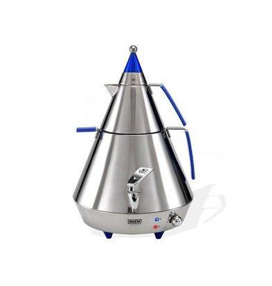 XXLselect BEEM Samovar Trendy Pyramid A4 | Tee- Wasserkocher | Edelstahl | 4 Liter