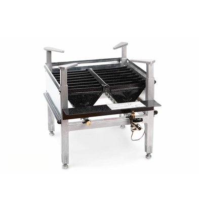 XXLselect Industrie Hockerkocher | M-400 | Propangas | 31 kW