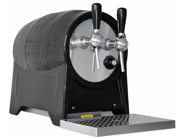 Neumarker Profi Gluhweinkessel Faß 31x58x(h)45cm   400V   100 Liter p/St