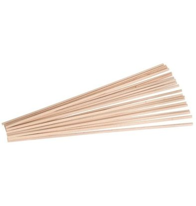 XXLselect Zuckerwatte Holzstäbe 38 cm | 1200 Stück