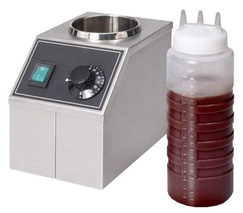 Neumarker Schokoladenwärmer 1 liter | 15x22x(h)20cm | 170W