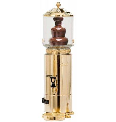 XXLselect Schokoladenbrunnen /Spender Gold | 5 Liter