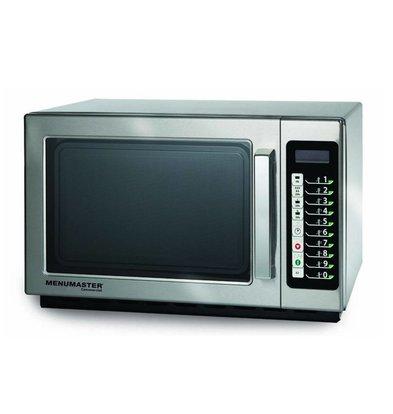 Menumaster Mikrowelle RCS 511TS   1,55kW   Gebrauch 50 bis zu 200x pro Tag   559x483x352(h)mm