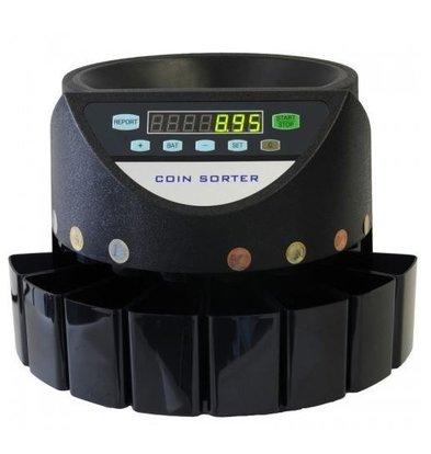 XXLselect Münzzähler  CS-270   Zählt  270 Münzen/Minute