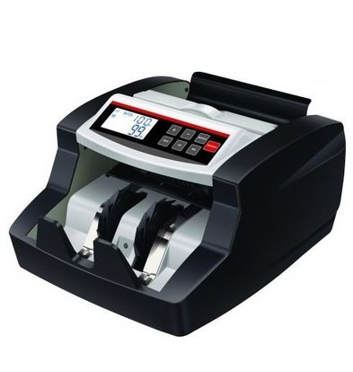 XXLselect Banknotenzählter N-2700 UV+MG   Zählt und kontrolliert   UV und MG Detektion
