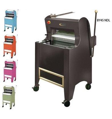 Sofinor Brotschneidemaschine Schwarz | Semi-Automatisch | Einfuhr über Rückseite | 550W