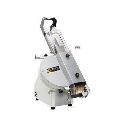 Sofinor Brotschneidemaschine für Baguettes | Tischmodell | 370W