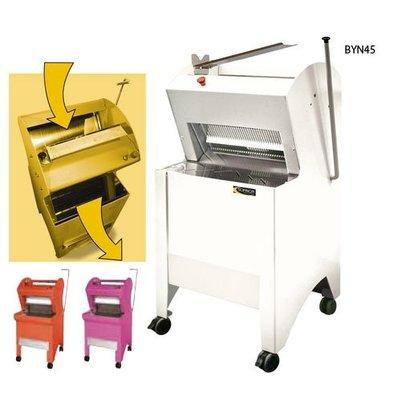 Sofinor Brotschneidemaschine Weiß   Semi-Automatisch   Einfuhr Oberseite   550W