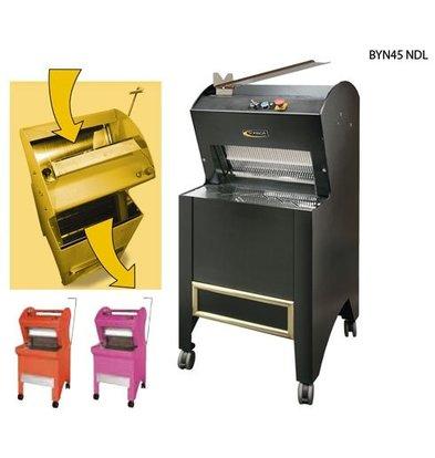 Sofinor Brotschneidemaschine Schwarz | Automatisch | Einfuhr Oberseite | 550W