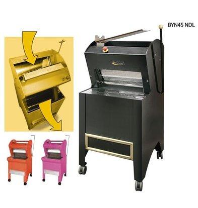 Sofinor Brotschneidemaschine Schwarz | Semi-Automatisch | Einfuhr Oberseite | 550W