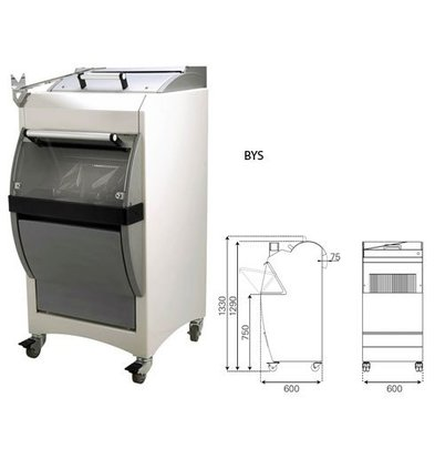 Sofinor Self Service Brotschneidemaschine | Automatisch | 550W