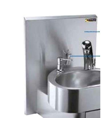 Sofinor Clinium Add-on Rug für Handwaschbecken