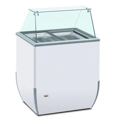 Framec Eistheke BRIO 180 ICE 4 SK | Framec | 4x 5 Liter | 78x64x(h)1181cm