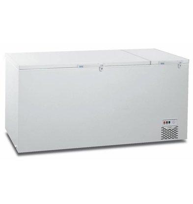 Framec Tiefkühltruhe | COM 99 | Framec | 2 Schwebedeckel | 201x84x(h)96,7cm