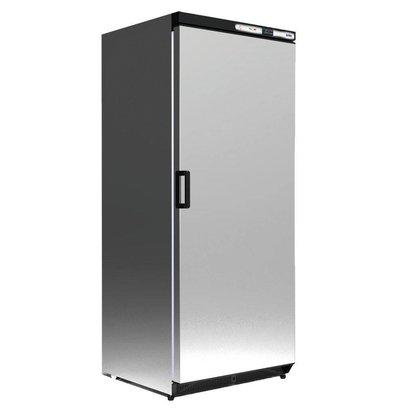 Framec Kühlschrank Edelstahl | JUMBO XL 650 PV X | Framec | 77,5x73x(h)186,5cm | Erhältlich in 2 Varianten
