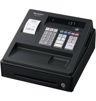 Sharp Sharp Kasse XE-A137BK | Thermodrucker (KEINE TINTE ERFORDERLICH) | 200 Produkte | 8 Produktgruppen