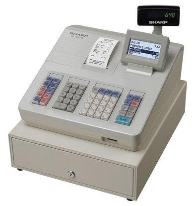 Sharp Sharp Kasse XE-A207W | Thermodrucker (KEINE TINTE ERFORDERLICH) | 2000 Produkte | 99 Produktgruppen