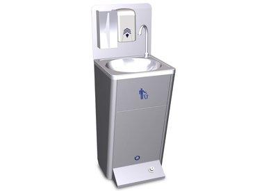 Mobilen Handwaschbecken