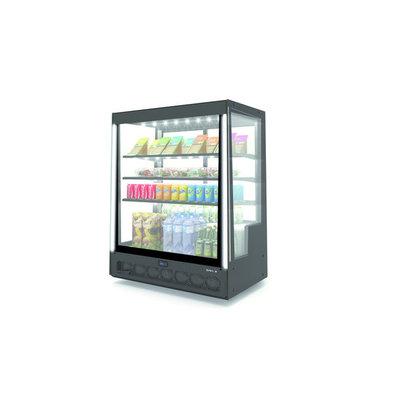 SAYL Display Kühlvitrine | Zugang vorne und hinten | 1015x620x (H) 1240 mm