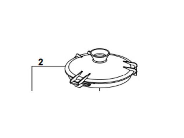 Robot Coupe  Abdeckung für Robot Coupe Blixer 5