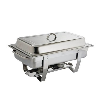 Olympia Chafing-Dish | 9 Liter | GN1/1 | Edelstahl