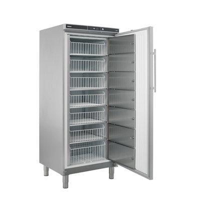 Rieber Statischer Tiefkühlschrank Weiß   Drahtkörbe   513 Liter   750x760x(h)1864-1925mm   Erhältlich in 2 Varianten